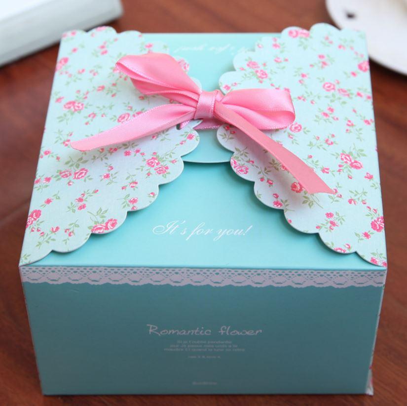 精美紙盒✶綠色♥