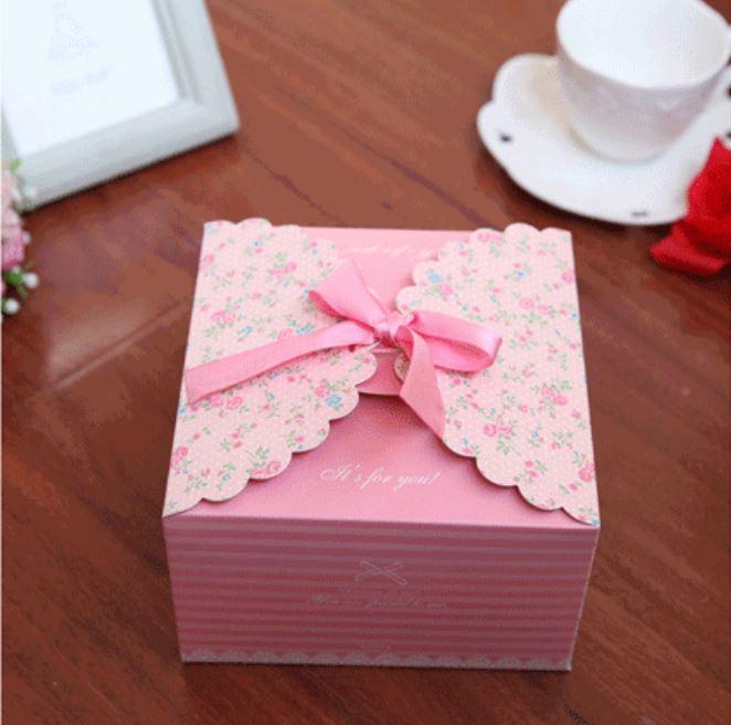 精美紙盒✶粉色♥