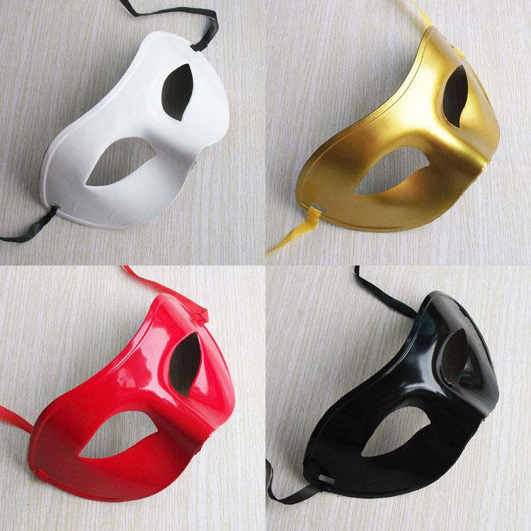 手繪派對面具