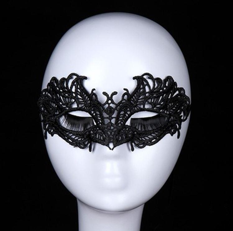 性感蕾絲情趣眼罩(鳳凰)【購物即送禮】♥