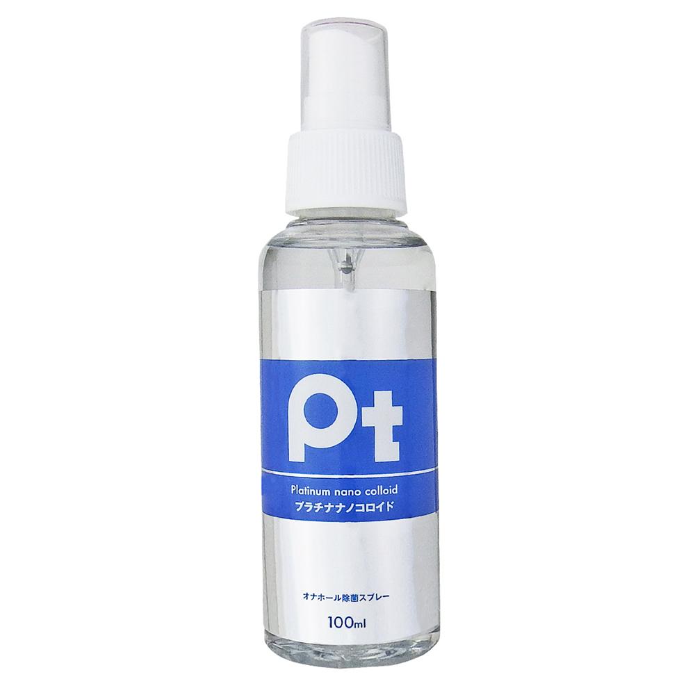 日本NPG*Pt オナホール除菌スプレー 除菌玩具噴霧清潔液_100ml