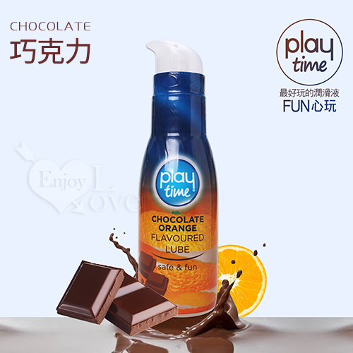 "Play Time ""Fun心玩""巧克力情趣潤滑液 75ml"