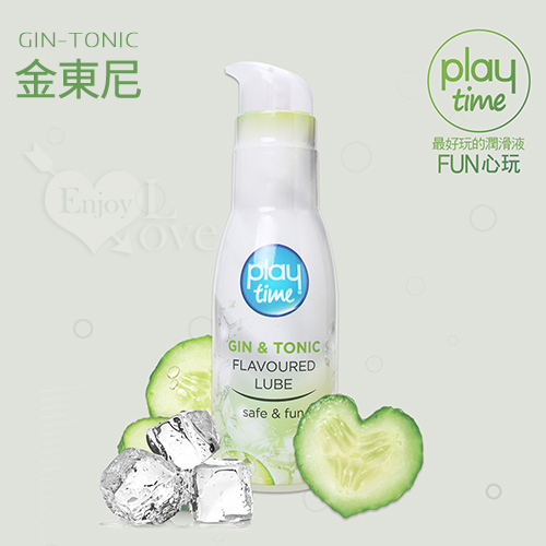 "Play Time ""Fun心玩""金東尼情趣潤滑液 75ml"