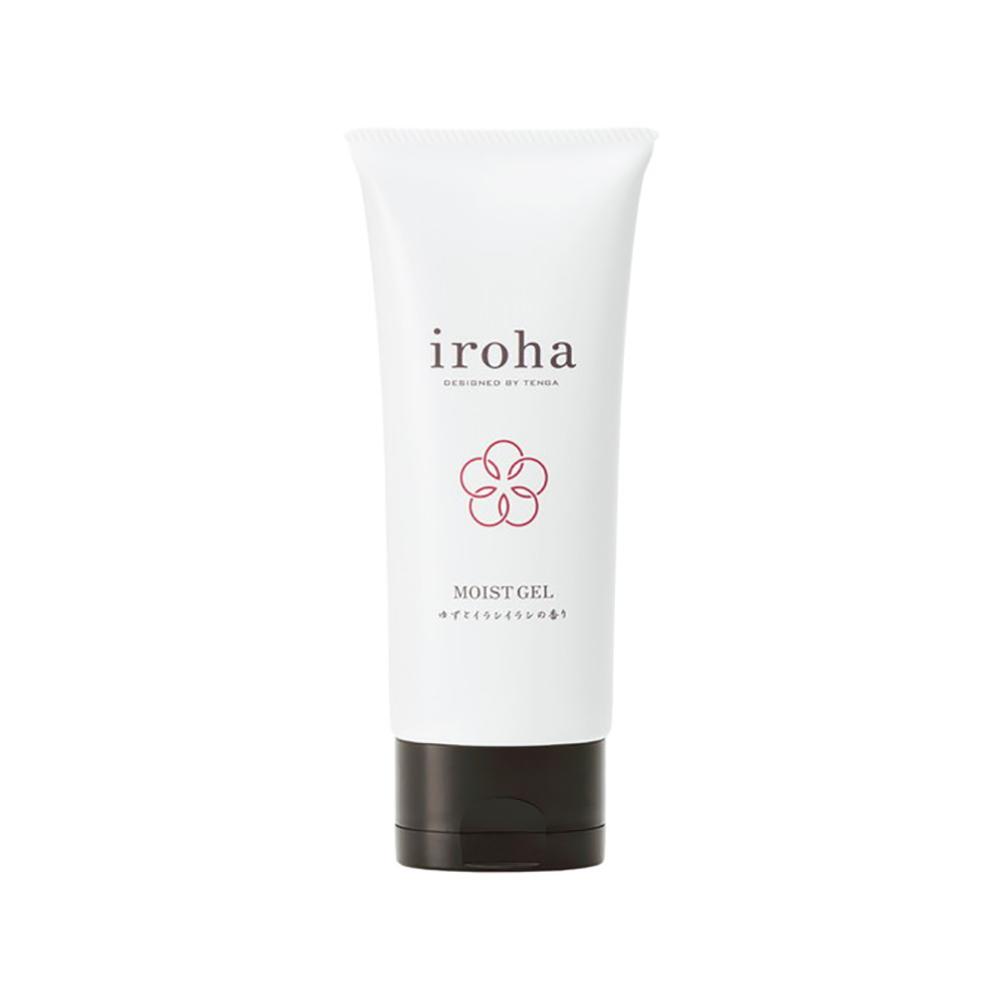 日本TENGA iroha SMOOTH GEL女性專屬水溶性潤滑液100g