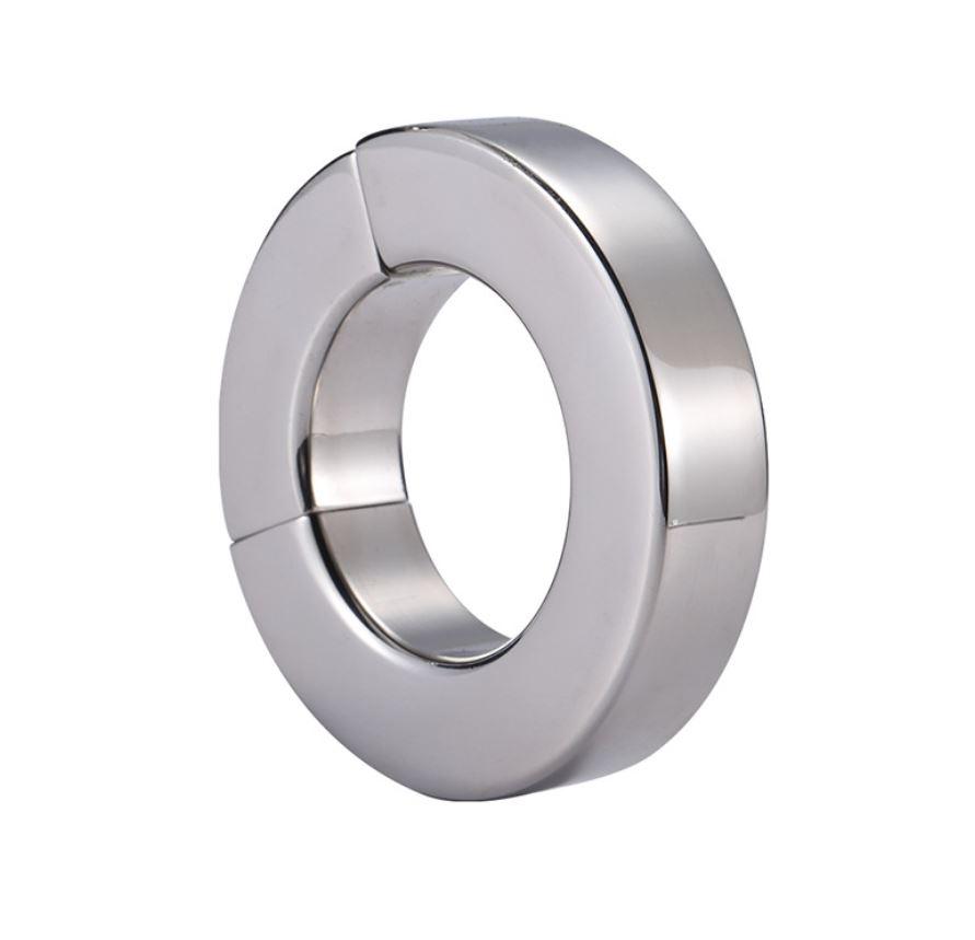 ⅓不銹鋼金屬陰囊精磁環《A1》♥