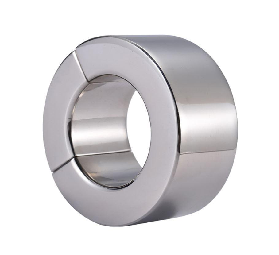 ⅓不銹鋼金屬陰囊精磁環《A4》♥