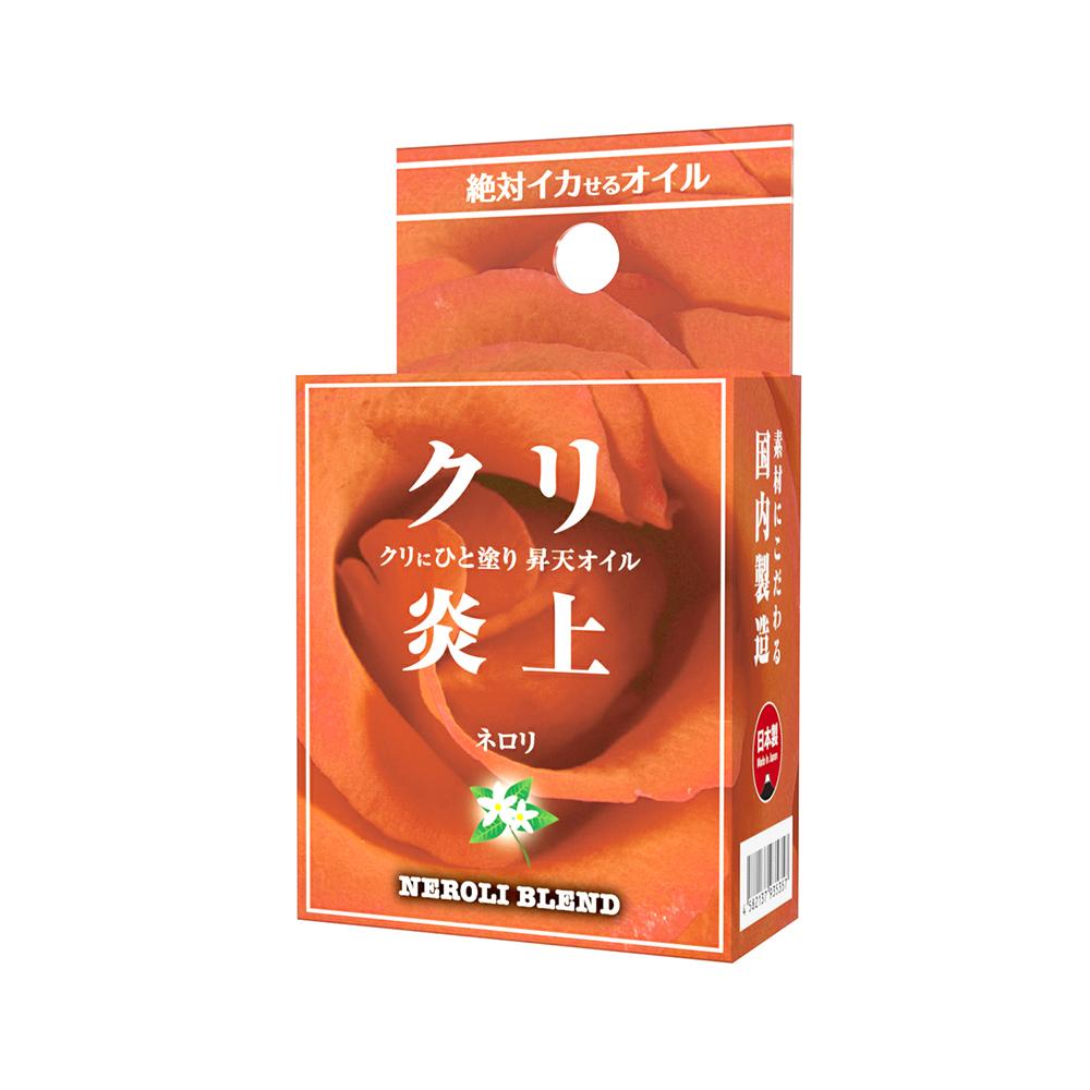 日本SSI JAPAN【女性專用油】栗子炎上淫美至極橙花精油女用提升專用油(5ml) 性愛潤滑液