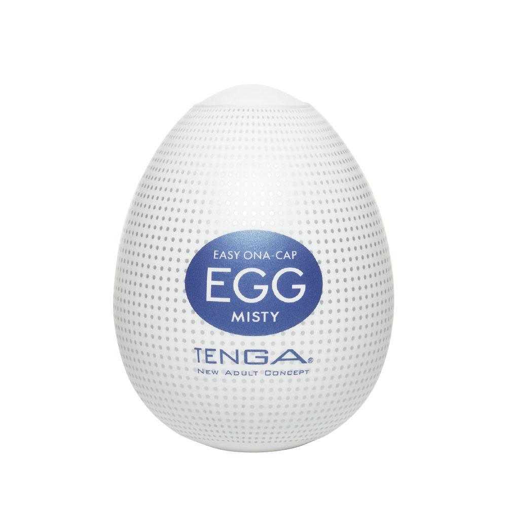 日本TENGA-EGG-009 MISTY 迷濛細點型自慰蛋