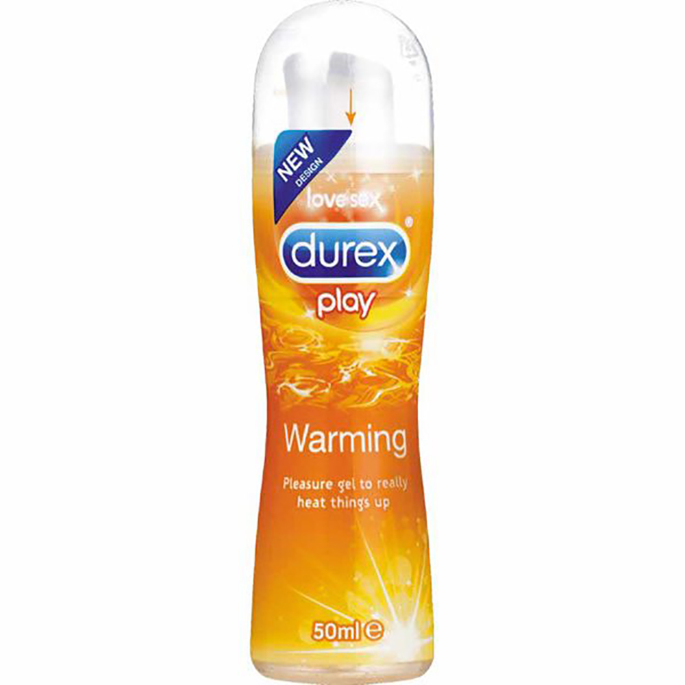 Durex 杜蕾斯熱感潤滑液 50ml