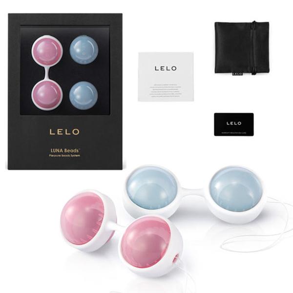 瑞典LELO*Luna Beads Mini第二代露娜女性按摩球(聰明球)【迷你款】