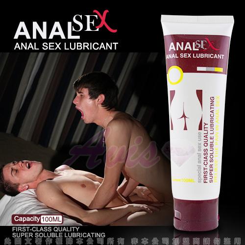 ANAL SEX-進出自如的 肛交專用後庭潤滑液 100ml♥