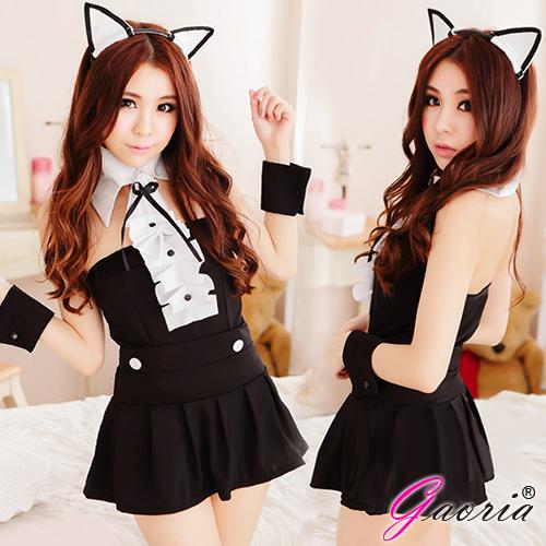 【Gaoria】蘿莉小貓女 性感貓女 角色扮演 制服 情趣角色服♥