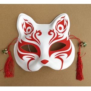 日本和風貓臉狐狸面具♥