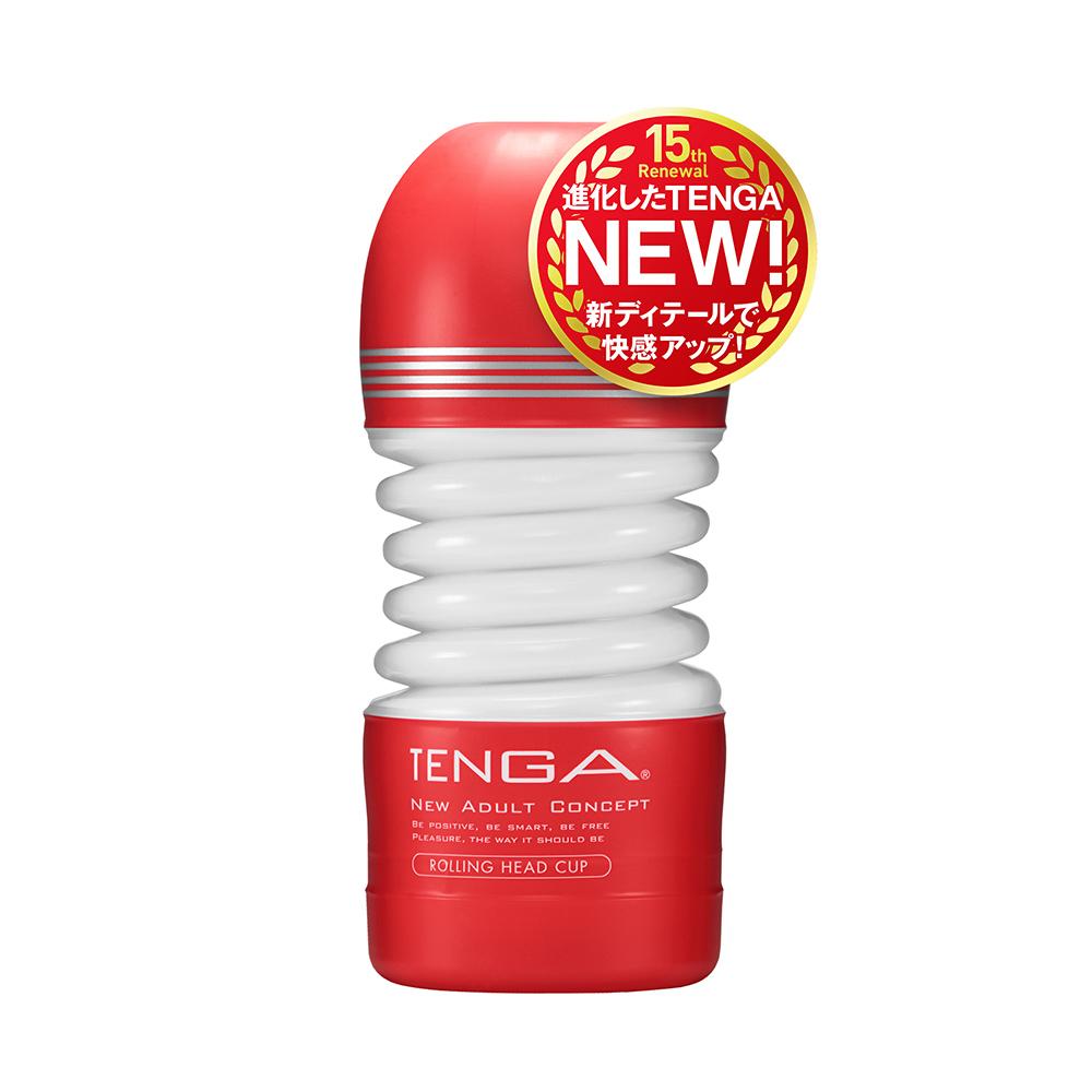 日本TENGA自慰杯15週年全新改版 扭動杯(一次性使用商品)男用自慰套飛機杯自慰器情趣用品日本進口