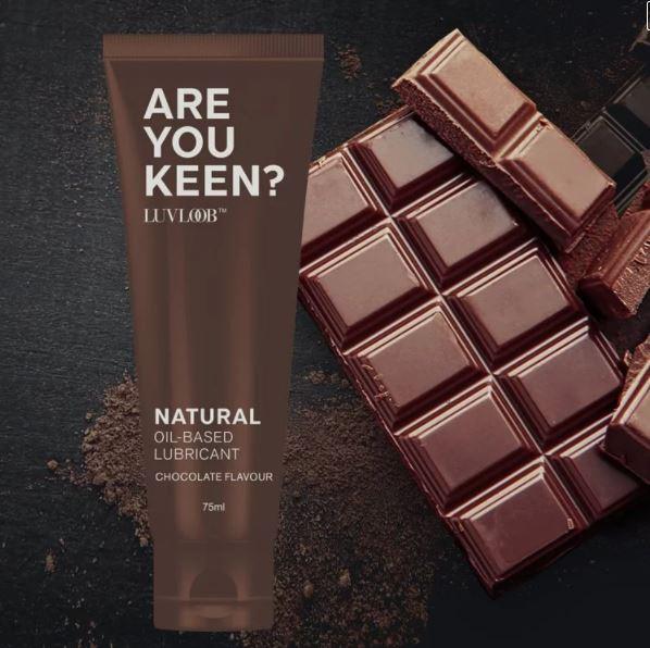 LUVLOOB 愛芙璐|油性潤滑液 [巧克力]