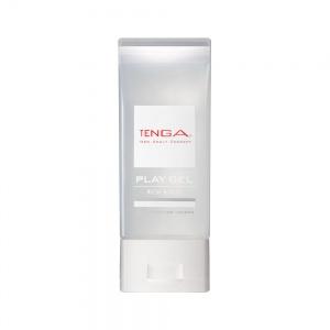 日本TENGA共趣潤滑液 PLAY GEL RICH AQUA黏滑濃厚感潤滑液160ml(白色)水溶...
