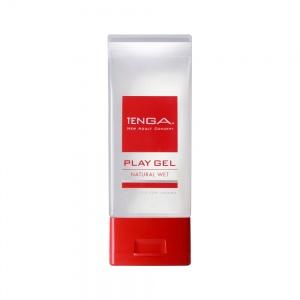 日本TENGA共趣潤滑液 PLAY GEL NATURAL WET無黏性自然潤滑感潤滑液160ML(...