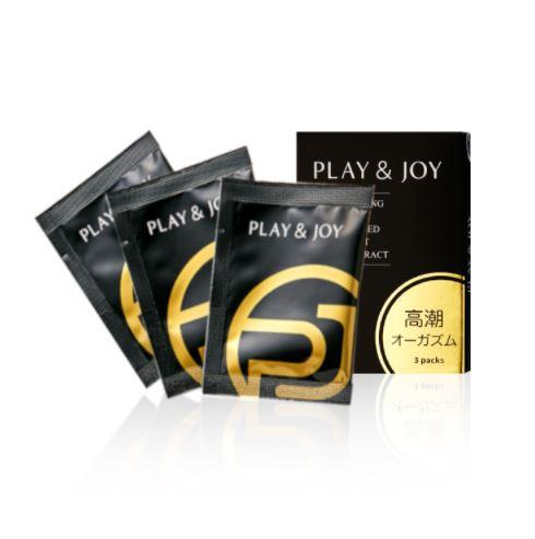台灣製造 Play&Joy狂潮‧瑪卡熱感隨身盒(3包裝)