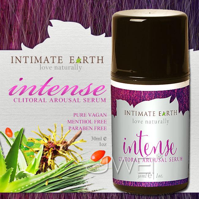 原價850-美國Intimate-Earth.女性蜜豆刺激凝露 (30ml)☆