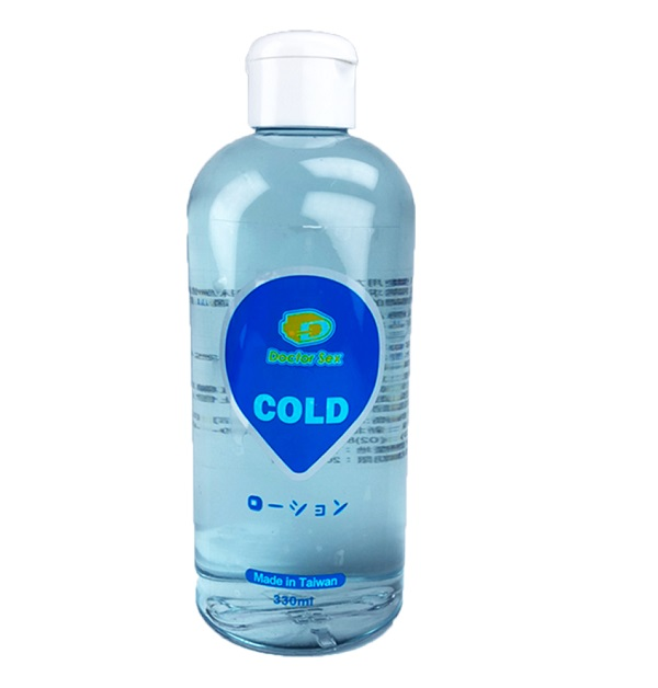 DORODORO 台灣製造COLD涼感潤滑液330ml