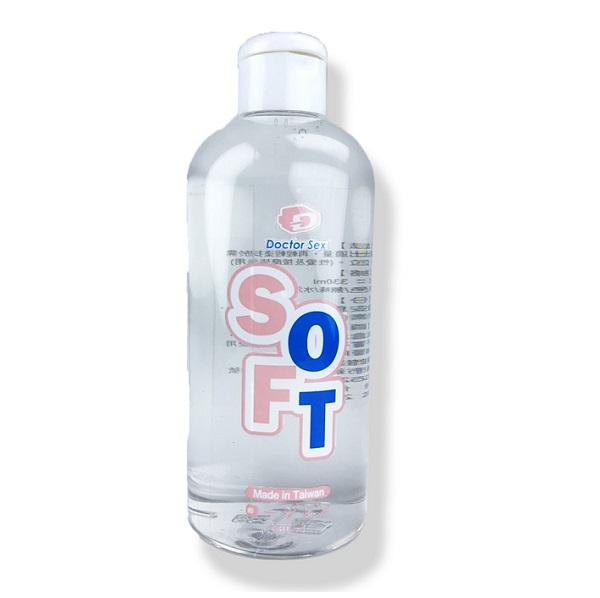 DORODORO 台灣製造SOFT低黏度潤滑液330ml 潤滑劑 潤滑油 情趣用品 情侶潤滑 夫妻潤...