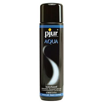 Pjur《AQUA純淨水性潤滑液》標準超滑(按摩油)